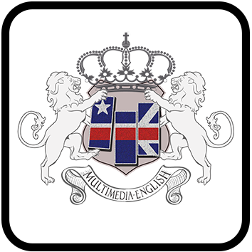 Multimedia-English Coat of Arms
