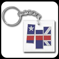Multimedia-English key ring