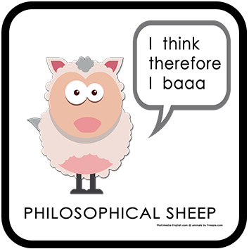 Philosophical Sheep