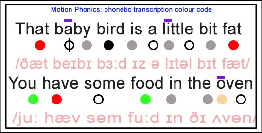 Phonetics Motion Phonics Multimedia English