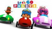 Ready, steady, GO! (Pocoyo)