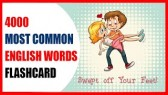 4000 Most Common English Words - Part 2 - with examples and meanings (Learn English - Fuken)