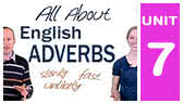 7-E)  Adverbs