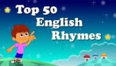 Top 50 Hit Songs - Rhymes For Kids (MagicboxEngRhy)