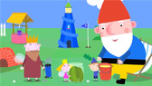 The Royal Golf Course (Ben and Holly's Little Kingdom)