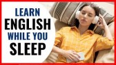 10 hours listening to English when sleeping: + 500 Real English Phrases (Learn English - FukEn)