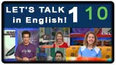 Let's Talk 1: DVD 10 (Let's Talk in English)