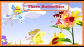 Three Butterflies Story (Children's Stories And Fairy Tales)