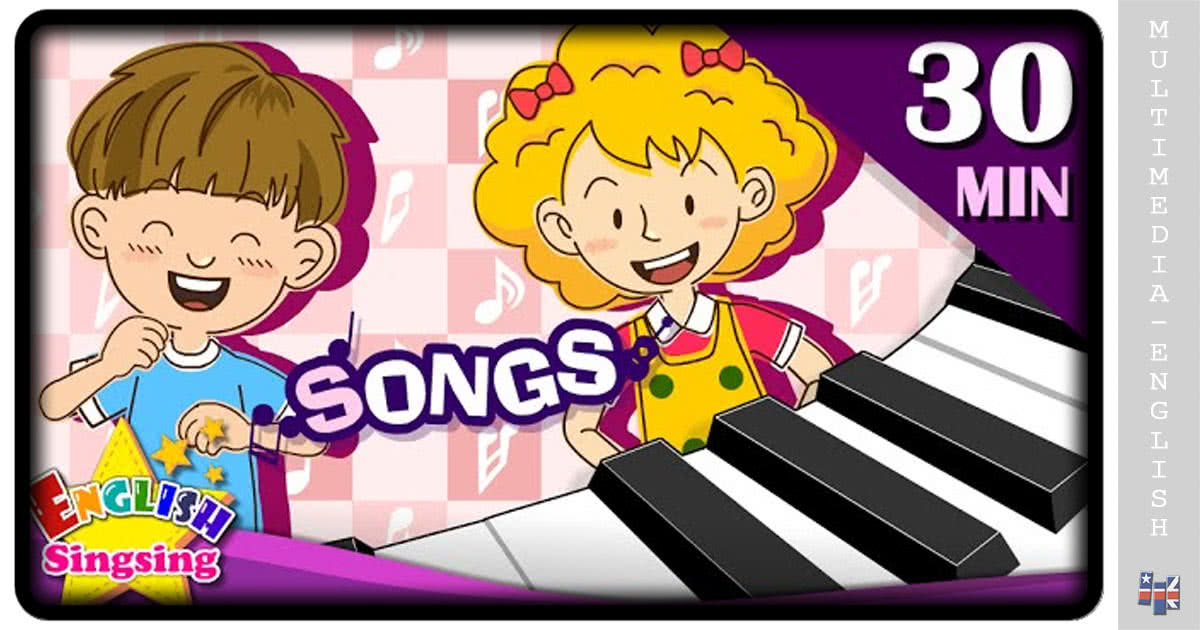 Little Songs to learn English (English Singsing
