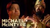 Michael Mcintyre Visits Fortune Teller Before Lockdown! (Michael McIntyre)