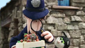Stolen Strawberries (Postman Pat)