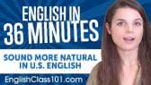 Sound More Natural in English (EnglishClass101.com)