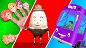 Finger Family and other nursery rhymes for preschool kids (Kids TV)