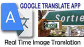 Google Translate App 1: real time voice & image translation (Wall Street Journal)