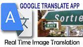 Google Translate App 1: real time voice & image translation (Wall Street Journal)