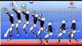 Six Skills of Volleyball (Michael Rabago)