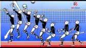 Six Skills of Volleyball (Michael Rabago)