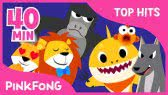 The Best Songs of Feb 2016 - Songs for Children (PinkFong)
