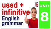 Used + infinitive -Practice- (Crown Academy of English)
