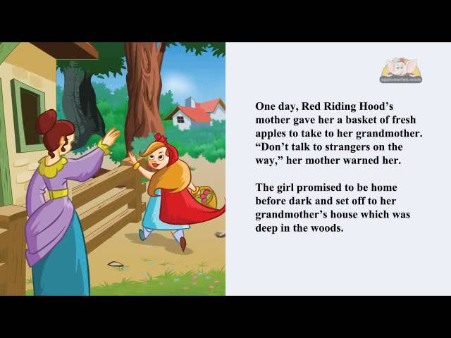 little red riding song