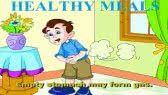 Learn About Healthy Meal (Toons Station)