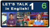 Let's Talk 1: DVD 6 (Let's Talk in English)