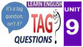 9-L)  Question Tags (English For All)