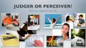 Discover Your Personality Type (Myers Briggs)