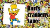 Bart's Cranberry Sauce (The Simpsons)