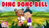 Ding Dong Bell | Best Nursery Rhymes For Kids (Bumcheek TV)
