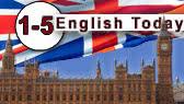 English today (including the sitcom