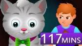 Kitty Cat and Many More Nursery Rhymes & Kids Songs (ChuChu TV)