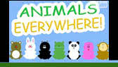 Animals everywhere (DJC Kids)