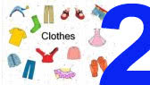 Clothes Vocabulary -2- (ELF Kids Videos)