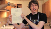 Cooking with Charlie (Charlie McDonnell)