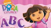 The alphabet song (Dora the Explorer)