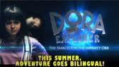 Dora the Explorer: The never filmed film (not for kids)