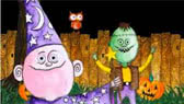Halloween (Princess Katie & Racer Steve)