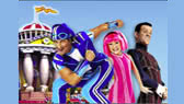 New Superhero (Lazytown)