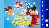 8: Tick tock time (Magic English)
