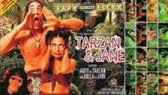 Tarzan & Jane (Toy Box)