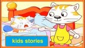 The Spotted Cat and His Oilcake Story For Kids And More Stories Time (KIDDDs TV)
