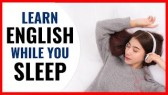 10 hours listening to English when sleeping: Basic English Conversation (Learn English - FukEn)