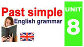 Past simple tense in British English