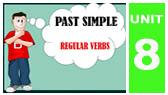 8-C)  Regular Past