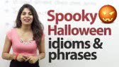 Spooky Halloween Idioms and Phrases (Let's Talk)