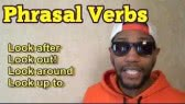Phrasal Verbs with LOOK (American English 'n culture with Philochko)