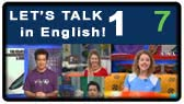 Let's Talk 1: DVD 7 (Let's Talk in English)