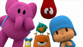 Pato, the Postman (Pocoyo)