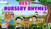 Best Nursery Rhymes | Classic Nursery Rhymes  & Kids Songs (Bumcheek TV)